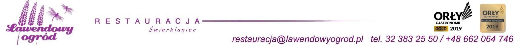 Restauracja Lawendowy Ogród – Świerklaniec – Wesela-Catering-Imprezy rodzinne