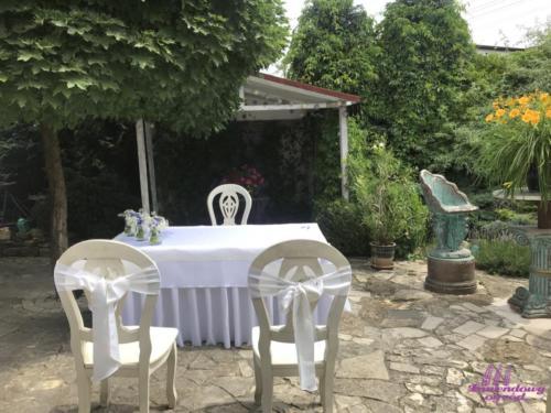 Ślub w ogrodzie 2