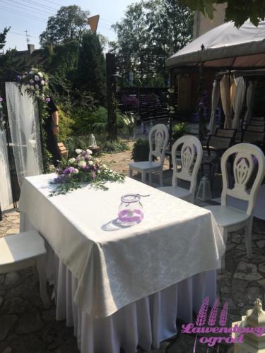 Ślub w ogrodzie 3